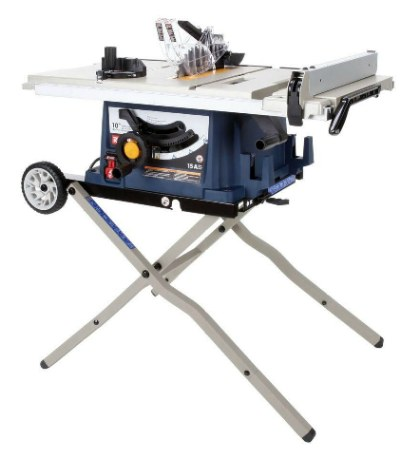 A portable table saw powers up the smallest workshop my old workshop ryobi rts30 greentooth Choice Image